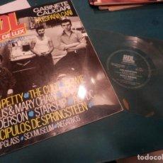 Revistas de música: ROCK DE LUX Nº 17 ABRIL 1986 + FLEXI DISC NEGATIVOS(GABINETE CALIGARI-THE CULT-BPWIE-TOM PETTY-AC/DC. Lote 221335681