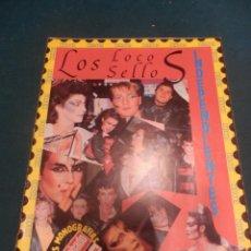 Revistas de música: LOS LOCOS SELLOS INDEPENDIENTES -AVIADOR DRO-PARÁLISIS-SINIESTRO TOTAL-DECIBELIOS-DÉCIMA VÍCTIMA.... Lote 221336551