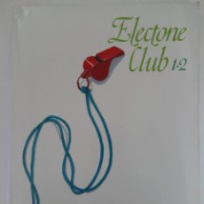 Revistas de música: ELCTONE CLUB 1 - 2 - YAMAHA MUSIC FOUNDATION. Lote 221564207