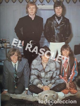 Revistas de música: FANTASTICA HISDTORIA - BEEGEES - BARRY, MAURICE, ROBIN - NR-1 - AÑO 1979 - - Foto 5 - 221915450