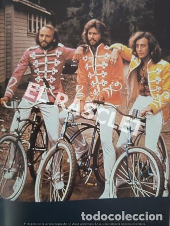Revistas de música: FANTASTICA HISDTORIA - BEEGEES - BARRY, MAURICE, ROBIN - NR-1 - AÑO 1979 - - Foto 7 - 221915450