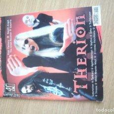 Revistas de música: HELL AWAITS Nº45. Lote 221947443