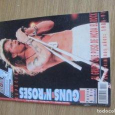 Revistas de música: POPULAR 1 ESPECILA BIO GUNS AND ROSES. Lote 221947747