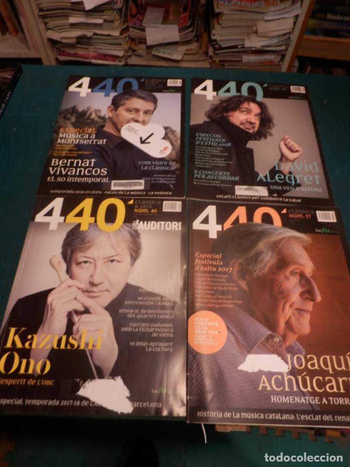 Revistas de música: 440 CLÀSSICA & JAZZ - LOTE 34 REVISTAS EN CATALÀ Nº 2-3-4-5-6-7-8-9-10-11-12-13-14-15-16-17-18-19... - Foto 31 - 65452894