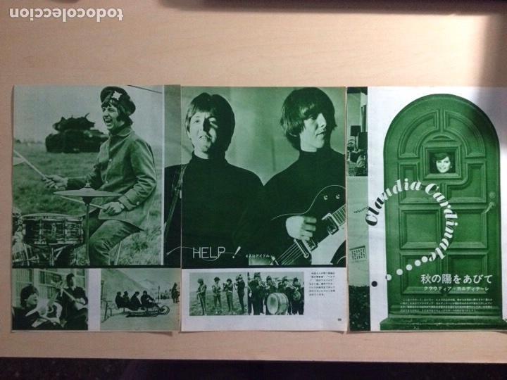 Revistas de música: BEATLES - Japanese clipping - Foto 2 - 222185013