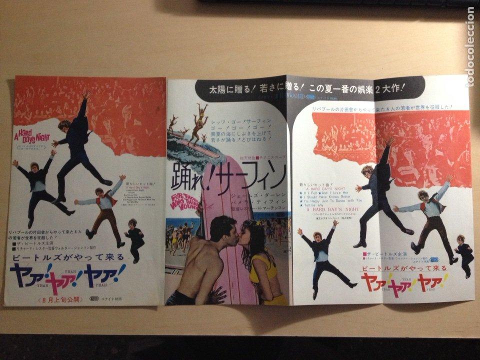 BEATLES - JAPANESE CLIPPING (Música - Revistas, Manuales y Cursos)
