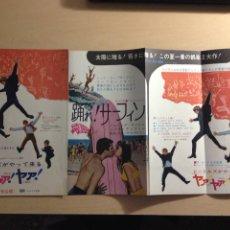 Revistas de música: BEATLES - JAPANESE CLIPPING. Lote 222184683