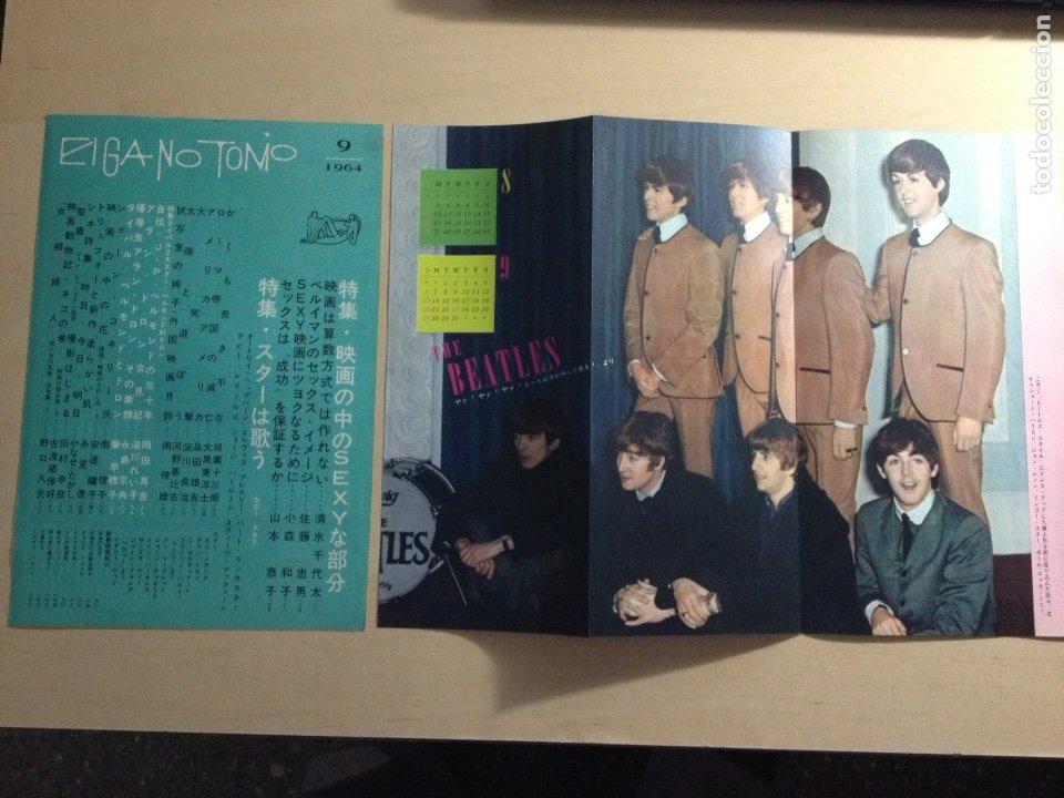 Revistas de música: BEATLES - Japanese clipping - Foto 2 - 222184683