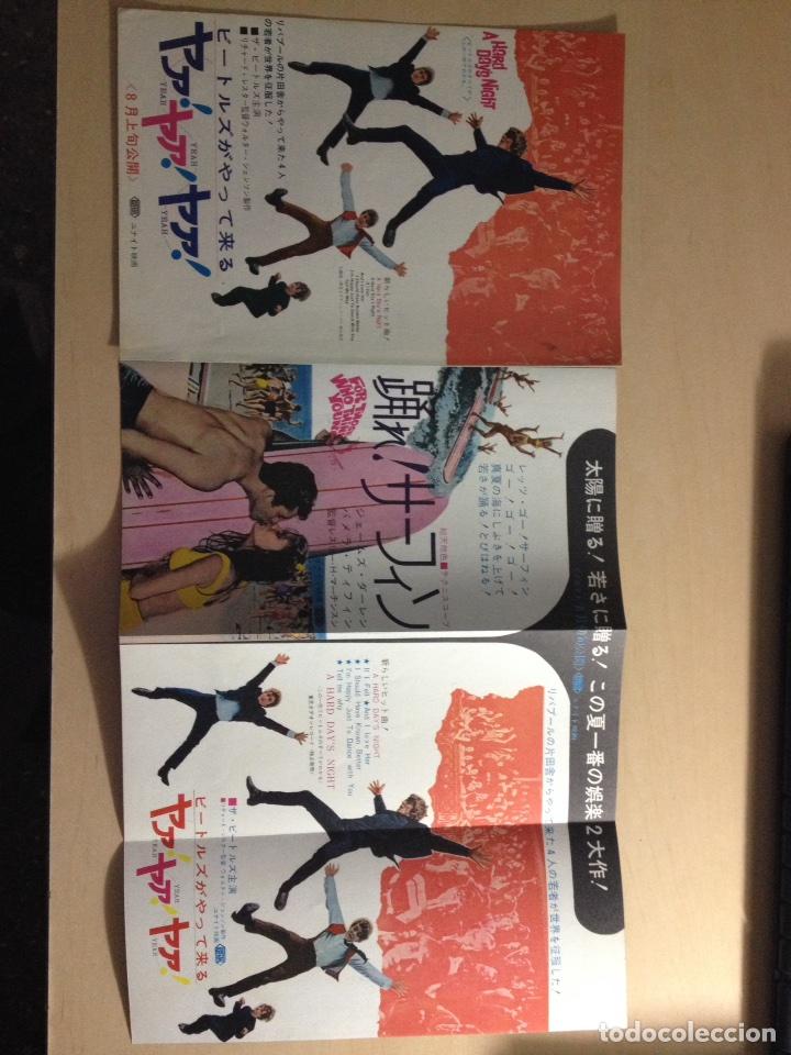 Revistas de música: BEATLES - Japanese clipping - Foto 3 - 222184683