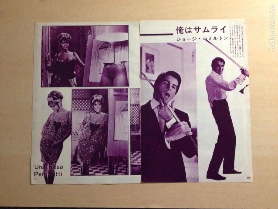 Revistas de música: BEATLES - Japanese clipping - Foto 2 - 222185748