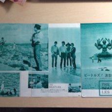 Revistas de música: BEATLES - JAPANESE CLIPPING. Lote 222185948