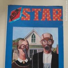 Revistas de música: NT ALBUM STAR 8 PARA ENCUADERNACIÓN USADO COMIX UNDERGROUND. Lote 222236287