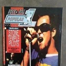 Revistas de música: POPULAR 1 NUM 249. STONE TEMPLE PILOTS. AFGHAN WHIGS. MANO NEGRA. NINE INCH NAILS.. Lote 222248985