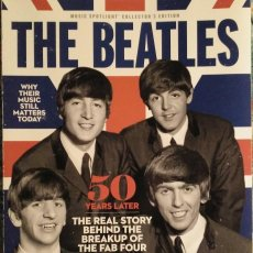 Revistas de música: ''THE BEATLES. 50 YEARS LATER'' - EDICIÓN ESPECIAL DE LA REVISTA ''MUSIC SPOTLIGHT''. Lote 222295126