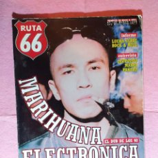 Revistas de música: MAGAZINE RUTA 66 Nº 137 - PEARL JAM - RAMONES - GLUECIFER - ATOM RHUMBA. Lote 222433077