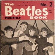 Revistas de música: REVISTA ''THE BEATLES MONTHLY BOOK'' - Nº 2 (SEPTIEMBRE DE 1963). Lote 39231435