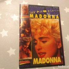 Revistas de música: ANTIGUA REVISTA MADONNA- MUSIC STAR SPECIAL MADONNA. Lote 223396496