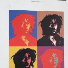 Revistas de música: BOB MARLEY SUPLEMENTO ESPECIAL REVISTA MUSIC WEEK UK (1991) THE WAILERS-REGGAE-ISLAND-TUFF GONG. Lote 223775338