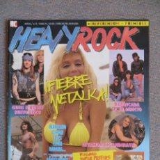 Magazines de musique: HEAVY ROCK:N.78-BARRICADA-BON SCOTT-CROM-GUNS N ROSES-ETC.... Lote 223959925