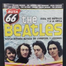 Revistas de música: RUTA 66 Nº 234 THE BEATLES,WAU Y LOS ARRRGHS,LOS REBELDES,BILLIE HOLIDAY,REDD KROSS,VAN MORRISON. Lote 224200225