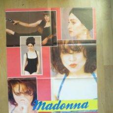 Magazines de musique: MADONNA / JASON DONOVAN: POSTER GIGANTE- SUPER TEEN. Lote 225015642