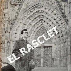 Revistas de música: ANTIGUA REVISTA - LA MODA ELEGANTE - INVIERNO 1962 - 63 -. Lote 225355815