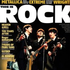 Revistas de música: REVISTA THIS IS ROCK NUMERO 52 THE BEATLES. Lote 228114480