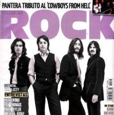 Revistas de música: REVISTA THIS IS ROCK NUMERO 78 THE BEATLES. Lote 228118240