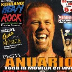 Revistas de música: ESPECIAL HEAVY ROCK KERRANG NUMERO 2 2003. Lote 228562450