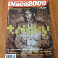 Revistas de música: DISCO 2000 Nº 5. Lote 228653460