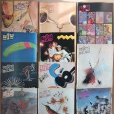 Revistas de música: BOLETÍN INFORMATIVO DISCOPLAY - BID AÑO 8 (1991)-11 NOS - 81, 83, 84, 85, 86, 87, 88, 89, 90, 91,92. Lote 230011210