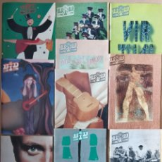 Revistas de música: BOLETÍN INFORMATIVO DISCOPLAY - BID AÑO 10(1993) -10NÚMS 108,109,110,111,112,113,115,116,117 + OTOÑO. Lote 230013515