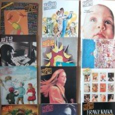Revistas de música: BOLETÍN INF. DISCOPLAY - BID AÑO 12(1995)-12 NÚMS 130,131,132,133,134,135,136,137,138,139,140,141. Lote 230014710