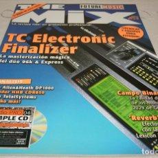 Revistas de música: REVISTA THE MIX FUTURE MUSIC NÚMERO 9. Lote 230263470