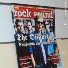 Riviste di musica: REVISTA ROCK SOUND Nº 35 THE OFFSPRING. Lote 231659790