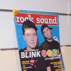 Riviste di musica: REVISTA ROCK SOUND Nº 41 BLINK 182. Lote 231661995