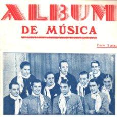 Revistas de música: 18 REVISTAS TANGOMANÍA - TANGO DE MODA - TANGO POPULAR - VER LISTADO E IMÁGENES.. Lote 232678005