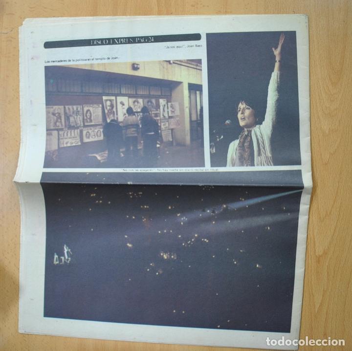 Revistas de música: DISCO EXPRES - JOAN BAEZ - REVISTA - Foto 2 - 233286820