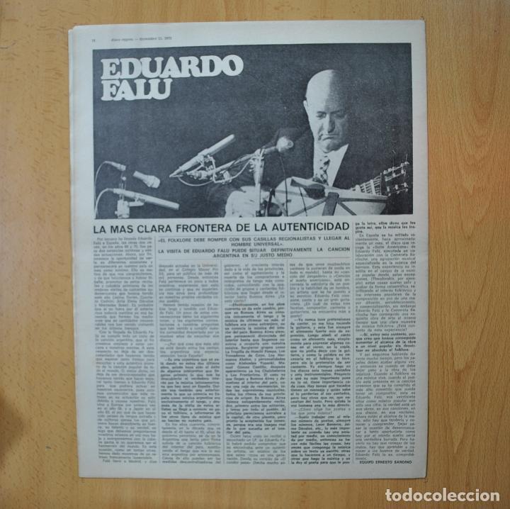Revistas de música: DISCO EXPRES - APOTEOSIS SANTANA - REVISTA - Foto 2 - 233287580