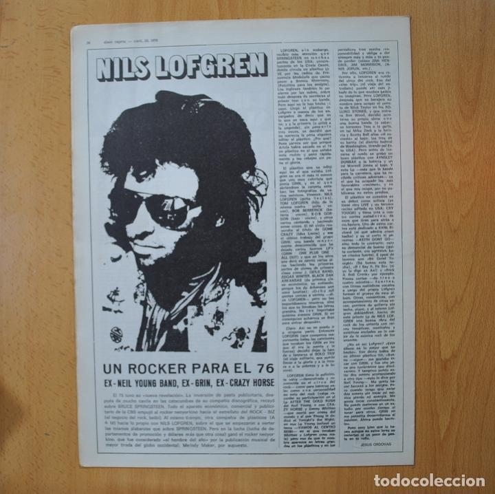 Revistas de música: DISCO EXPRES - EDDIE COCHRAN LA ESENCIA DEL ROCK - REVISTA - Foto 2 - 233287770