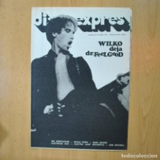 Revistas de música: DISCO EXPRES - WILKO DE DR. FEELGOOD - REVISTA. Lote 233287805