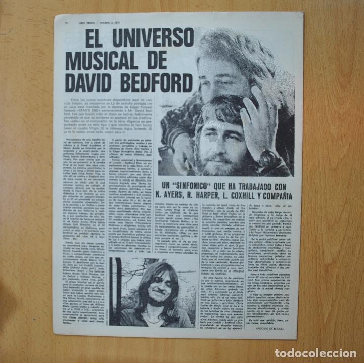 Revistas de música: DISCO EXPRES - LA NOCHE DE NEIL YOUNG - REVISTA - Foto 2 - 233287860