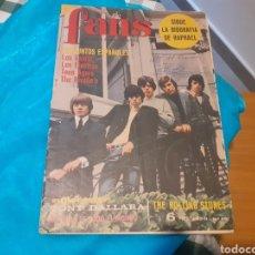 Revistas de música: REVISTA FANS N48 THE ROLLING STONES. Lote 236183880