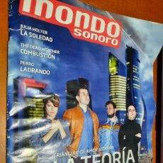 Revistas de música: MONDO SONORO 233. REVISTA DE MÚSICA. NOVIEMBRE 95. GRAPA. BUEN ESTADO. DIFICIL DE CONSEGUIR. Lote 237016900