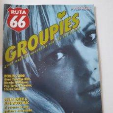 Revistas de música: RUTA 66 - Nº 150 - PETER GREEN- WILCO - IAN DURY - BRUCE SPRINGSTEEN - CASI NUEVA.. Lote 237486250