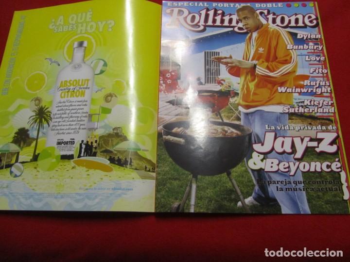 Revistas de música: REVISTA ROLLING STONES BEYONCE, JAY-Z, BUNBURY, PEARL JAM, RUFUS WAINWRIGHT,THE WHO,NACHO VEGAS,FITO - Foto 2 - 237900875