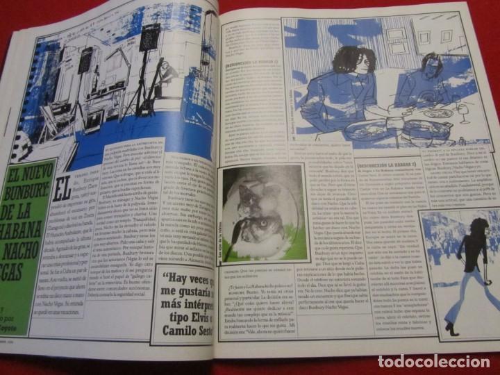 Revistas de música: REVISTA ROLLING STONES BEYONCE, JAY-Z, BUNBURY, PEARL JAM, RUFUS WAINWRIGHT,THE WHO,NACHO VEGAS,FITO - Foto 10 - 237900875