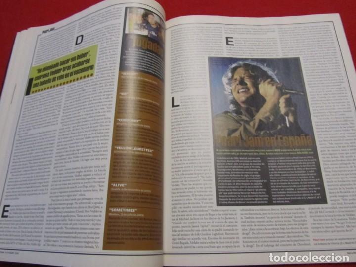 Revistas de música: REVISTA ROLLING STONES BEYONCE, JAY-Z, BUNBURY, PEARL JAM, RUFUS WAINWRIGHT,THE WHO,NACHO VEGAS,FITO - Foto 13 - 237900875