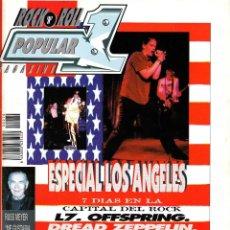 Revistas de música: REVISTA POPULAR 1 NUMERO 270 ESPECIAL LOS ANGELES. Lote 239504515