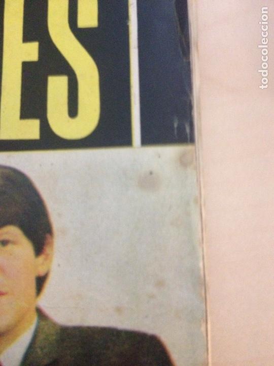Revistas de música: BEATLES - LA ACTUALIDAD ESPAÑOLA NUM. 704 - CLAUDIA CARDINALE - Foto 3 - 239906380